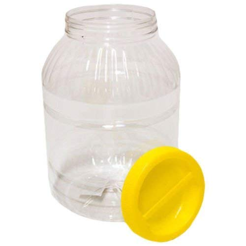 chomik DOSE 5/10/15L Box WEITHALS Kunststoff BEHÄLTER GEFÄSS DOSEN CAN TIN Cup Plastic (5L)