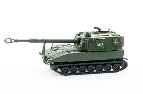 Arwci ACE 85005013 1/87 Panzerhaubitze M-109 Jg74 Langrohr Uni, K-Nr. 303 Die- Cast, Sammlermodelle