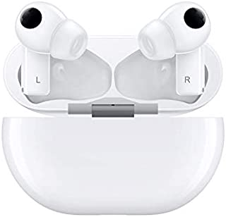 HUAWEI FreeBuds Pro, True Wireless Bluetooth Earphone with Intelligent dynamic Noise Cancellation, 3-mic System, Quick Wir...
