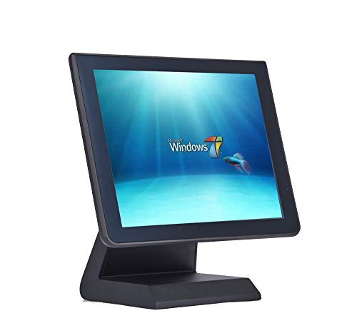 """PBM AGT-910J1800, POS All-in-One Computer, AIO PC, 15"""" Touchscreen POS Terminal, Point of Sale Equipment, Touch POS Computer, 4G+64G"""