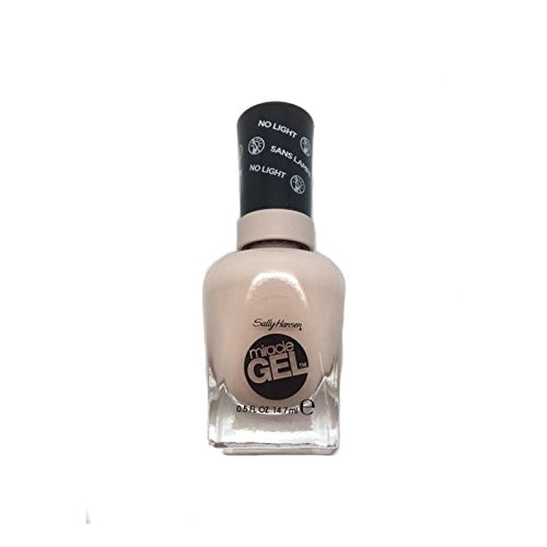Sally Hansen Miracle Gel Vernis à ongles Couleur – 123 Champagne Reign