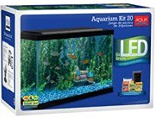 Amazon.com : Aqua Culture 20 Gallon Aquarium Starter Kit with LED : Pet Supplies