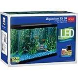 Aqua Culture 20 Gallon Aquarium Starter Kit with LED