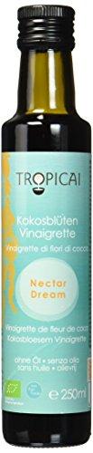 Tropicai - Fruchtige Bio-Kokosblüten-Vinaigrette aus fairem Handel - Nectar Dream - 250 ml