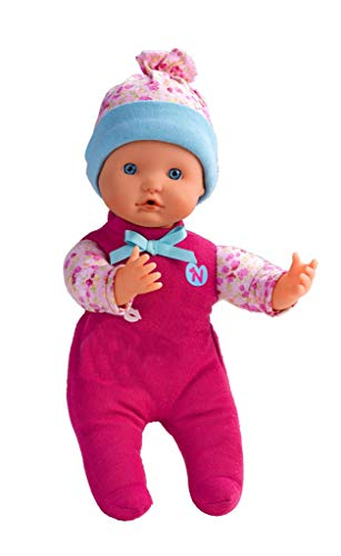 Nenuco de Famosa Da Besitos, muñeca bebé con Sonidos, para