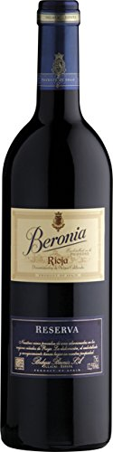 Beronia Beronia Rioja Reserva 2015 14,5% Vol. 0,75l - 750 ml