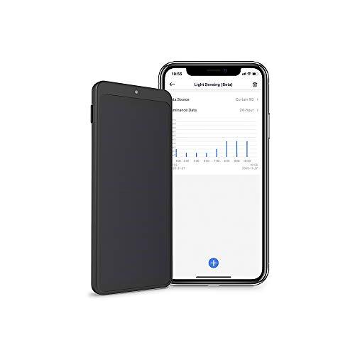 SwitchBot zonnepaneel oplader gordijn (zwart)