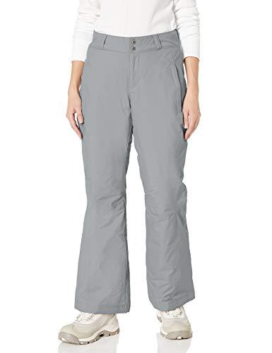 Columbia Women's Plus Size Modern Mountain 2.0 Pant, Grey Ash, 1X