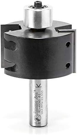 "wholesale Amana discount Tool - RC-49360 Insert high quality Superabbet Jr 2 Dia x 30mm x 1/2"" Shank sale"