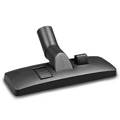 Bodendüse Staubsaugerdüse Kombidüse Bürste Ø 35mm für Staubsauger für Bosch Siemens Miele Samsung Dirt Devil Panasonic Teppich- und Hartfußböden Staubsaugerbürste Bürste Zubehör