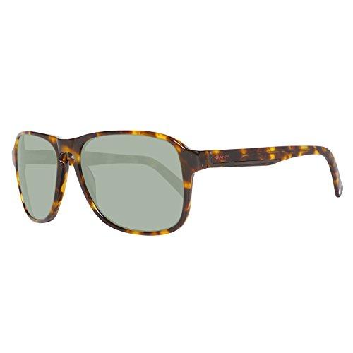 Gant Sonnenbrille GRA046 57S54 Gafas de sol, Marrón (Braun), 57 para Hombre