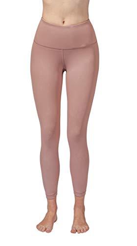 90 Degree By Reflex Womens High Waist High Shine Disco Leggings