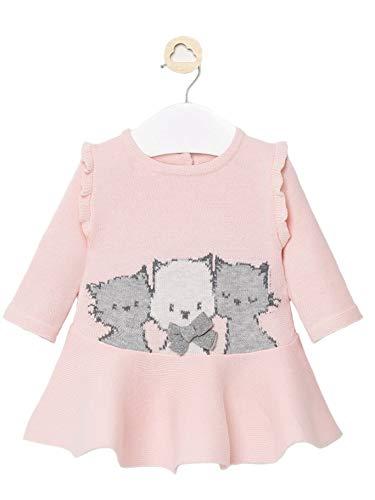 Mayoral 10-02871-032 - Vestido para bebé niña 4-6 Meses