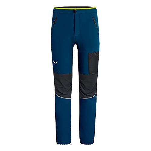 Salewa 00-0000027197_3961 Pantalon Homme, Navy Blazer/0910, FR : M (Taille Fabricant : 48/Medium)