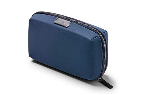 Bellroy Tech Kit, borsa con cerniera per accessori tecnologici (powerbank, caricabatterie del telefono, cavi, auricolari) - Marine Blue