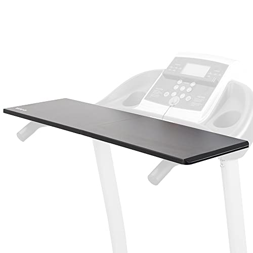 VIVO Universal Treadmill Desk, Ergonomic Platform for Notebooks, Tablets, Laptops, and More, Workstation for Treadmill Handlebars up to 31 inches, Stand-TDML2