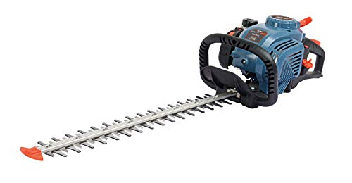 SENIX HT4QL-L 26.5cc 4 Stroke Gasoline Hedge Trimmer, Blue
