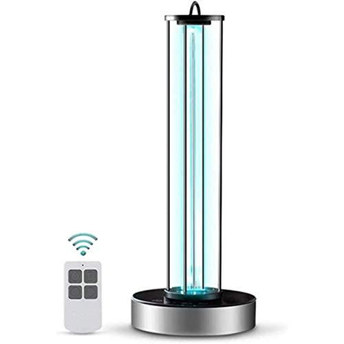 GWJ Esterilizador UV luz, lámpara germicida UV esterilización desinfección con luz UV desinfectante de luz de la lámpara, con Ozono Antibacteriano El Precio de Aseo del hogar del Coche