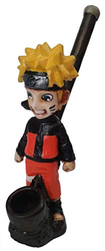 Novelty Collectible Naruto Shippuden Figurine Tobacco Pipe