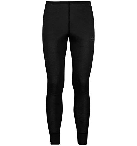 Odlo Women's Active WARM ECO Base Layer Pants, Black, S
