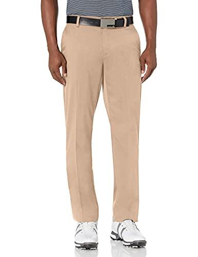 Amazon Essentials Straight-Fit Stretch Golf Pant Pants, Caqui, 28W x 32L