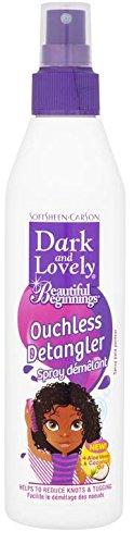 Dark & Lovely Spray démêlant enfant - Le spray de 250 ml
