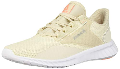 Reebok Women's Sublite Legend Running Shoe, ALABAS/sunglo/White, 10 M US