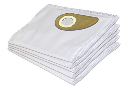5 bolsas de aspiradora adecuadas para NILFISK BUDDY II BUDDY