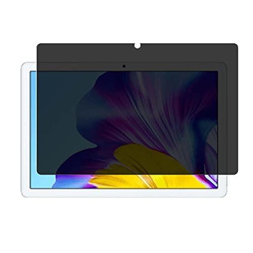 Vaxson Protector de Pantalla de Privacidad, compatible con Huawei HONOR Pad 6 10.1' [no vidrio templado] TPU Película Protectora Anti Espía