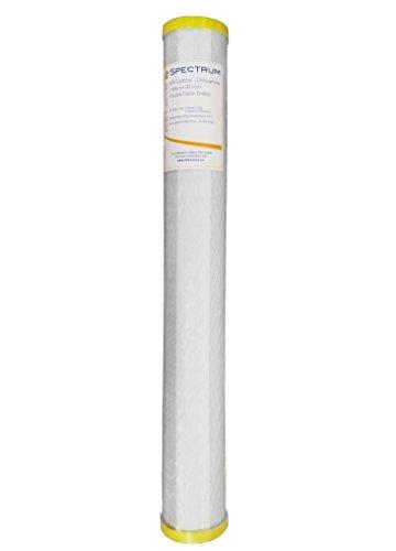Spectrum Premier Kohleblockfilter, 50,8 cm