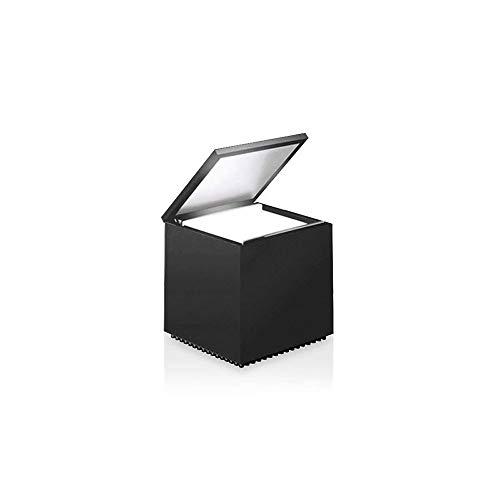 Cini & Nils - Cini & nils cuboled cuboluce led deko mesa cubo lámpara # 138 l diseño negro bettoncia franco & mario melocchi 1972