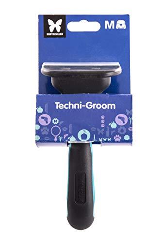 Martin-Sellier - Brosse techni-groom pour chien - Choco Cartoons Medium (6,5cm)