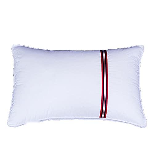 Cuscino standard del cuscino del cuscino del cuscino del cuscino del cuscino standard del cuscino del cuscino standard, adatto per la famiglia 48x74 cm-Bianco / 48x74cm.