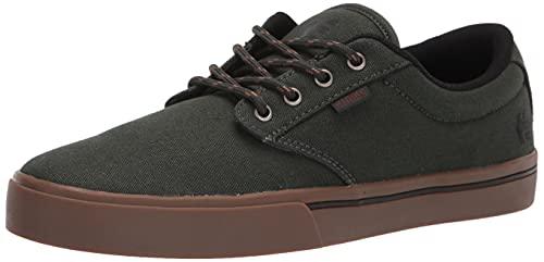 Etnies Herren Jameson 2 Eco Skate-Schuh, Grün Schwarz, 44 EU