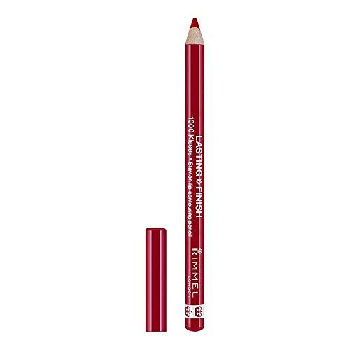 RIMMEL LONDON Lasting Finish 1000 Kisses Stay On Lip Liner Pencil - Cherry Kiss