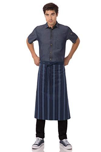 ChefWorks『プレシディオスリークォーターウェストエプロン(AW025ーNBUー0)』
