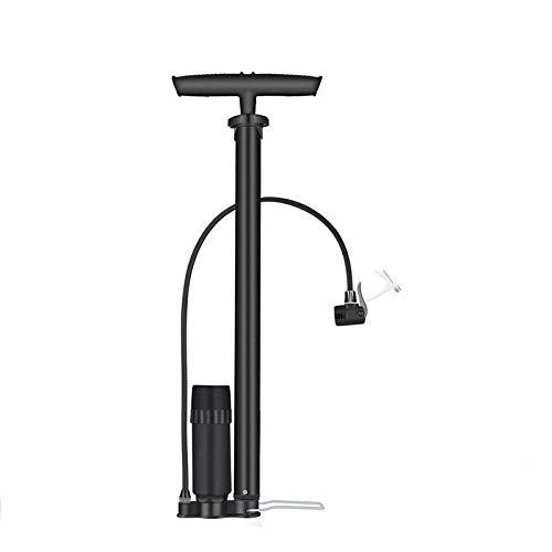 SlimpleStudio Bomba de Bicicleta Bomba de la Bomba de Alta presión Multifuncional Basketcle Road Road Bike Electric Car Motorcycle Pump-Long Pump con barómetro Bomba de Aire