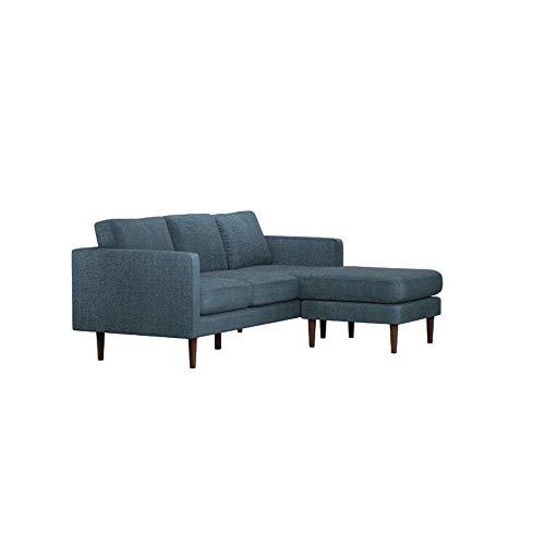 Ecksofa Couch –  günstig Amazon Marke –Rivet Revolve Bild 3*