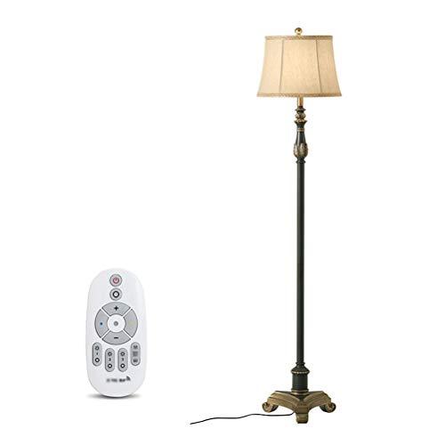 Ti-Fa staande lamp verrekijker LED vloerlamp vintage vloerlamp woonkamer slaapkamer kantoor eenvoudige vloerlamp