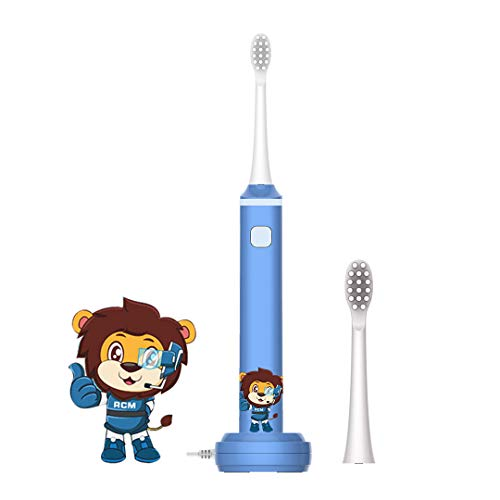 Product Image of the Leyoung Kids Electric Toothbrush, Vibrating Toothbrush for Children Boys and...