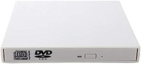 USB 2.0 مشغل أقراص أقراص CD DVD بحجم USB 2.0 لأجهزة الكمبيوتر الشخصي
