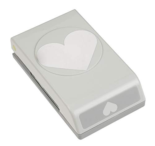 EK tools Punch for Arts and Craft Large Heart