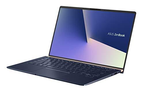 Asus Zenbook Ux433Fn-A5021T Notebook Ortatile Blu
