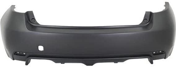 Go-Parts - OE Replacement for 2008 - 2014 Subaru Impreza Rear Bumper Cover (CAPA Certified) SU1100163C SU1100163C Replacement For Subaru Impreza