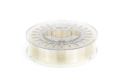 extrudr TPU medium ø1.75mm (750gr) 3D printer filament'CLEAR', flexible elastic filament with chemical resistance