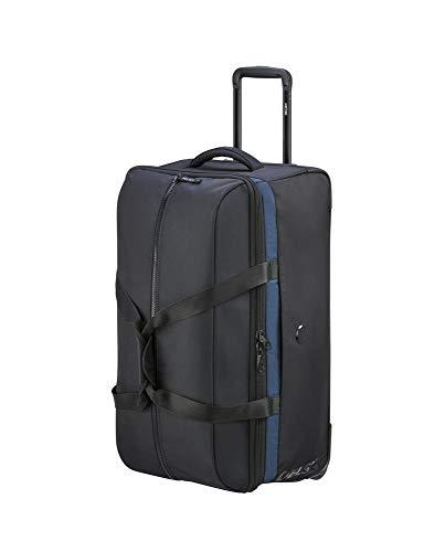 Delsey Delsey Suitcase, 70 cm, 92 liters, Black (Negro)