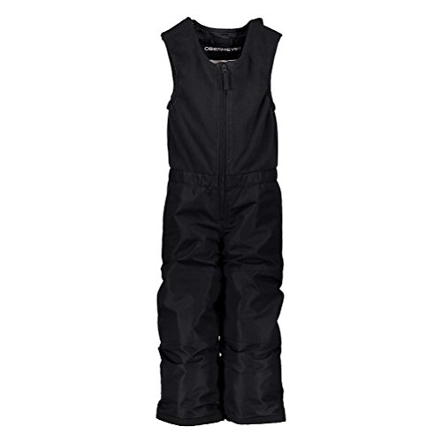 Obermeyer Unisex-Child Outer Limits Pant, Black, 6