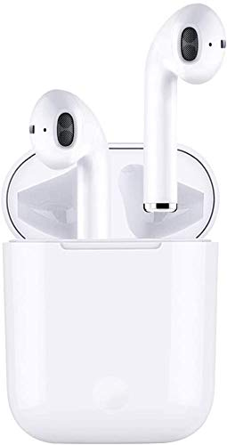 Auriculares Bluetooth inalámbricos con Bluetooth, IPX5, Impermeables, con Carcasa de...