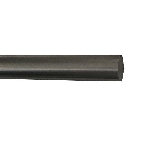 Stab Rundmaterial Edelstahl Vollmaterial Rundstahl Rundstab 2000 mm lang (Edelstahl V2A blank, Ø 4 mm)