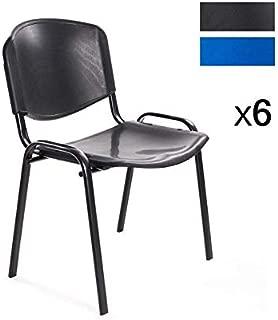 Fornitura Sedie Per Ufficio.Amazon It Notek Srl Sedute E Sedie Mobili Per La Scuola